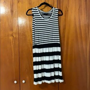 French Connection Short Sleeveless Dress
